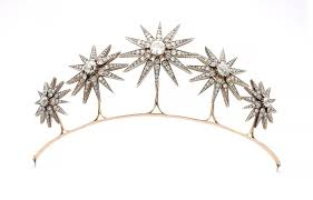 <b>DIAMOND TIARA</b>, CIRCA 1890 | Magnificent Jewels and Noble ...