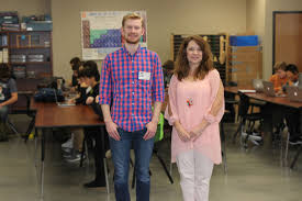 lincoln students gain it instruction through u of a rockfish lincoln high school principal courtney jones and part time instructor jared justice of rockfish digital are showing students the different career paths