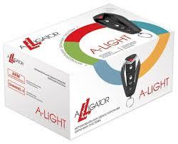 <b>Автосигнализация Alligator A-LIGHT</b> — купить по выгодной цене ...