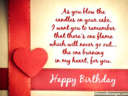 Birthday Wishes for Girlfriend: Quotes and Messages | Sms Text ... via Relatably.com
