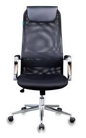 Купить <b>Кресло руководителя БЮРОКРАТ KB-9N</b>/BLACK, черный ...