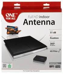 <b>ТВ антенна OneForAll SV</b> 9395, Full HD Design Line купить в ...