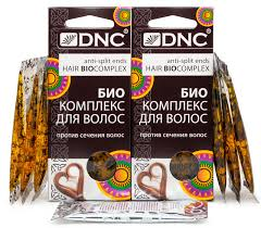 Набор: DNC <b>Биокомплекс против сечения волос</b> 3*15 мл*2 шт + ...