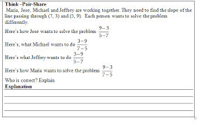 Slope of a Line Worksheet with Answer Key. Free pdf with visual ...Example Questions