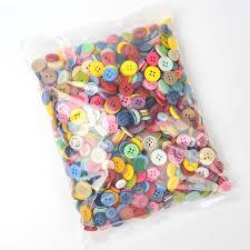 <b>1000pcs Mixed Size</b> Resin Button DIY Handmade Craft ...