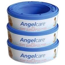 «Сменная кассета для накопителя <b>подгузников Angel Care</b> ...