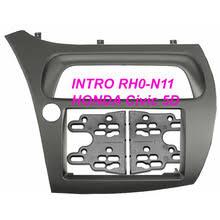 <b>Переходная рамка Intro RHO-N11</b> для Honda Civic 06+ 2DIN (H/B ...