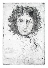 weitere Werke (Übersichtsseite) von <b>Horst Jansen</b> im Bestand der Galerie - jansen_goya