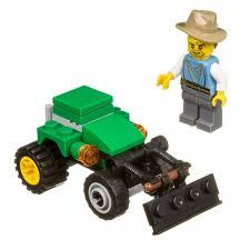<b>Конструктор Bondibon 3 в</b> 1 Ферма Трактор (54 детали ...