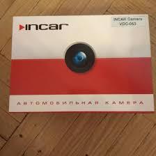 <b>Камера заднего вида Incar</b> VDC - 063 – купить в Москве, цена 1 ...