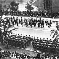 「東郷平八郎の国葬」の画像検索結果