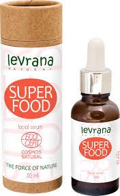 Levrana <b>Сыворотка для лица SUPER</b> FOOD, супер питание, 30 мл
