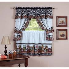 Kitchen Curtains At Walmart Kitchen Curtains At Walmart Great Small Home Decoration Ideas