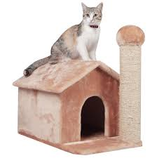 <b>Домики</b> для кошек купить в интернет магазине OZON.ru