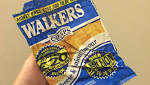 Woman finds 25-year-old Walkers crisp packet at Norfolk beach