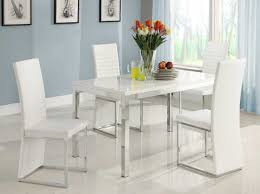 Modern White Dining Room Set Nqendercom