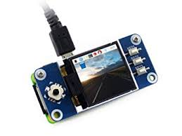 <b>Waveshare</b> Raspberry Pi 128x128 Pixels <b>1.44inch LCD Display</b> Hat ...