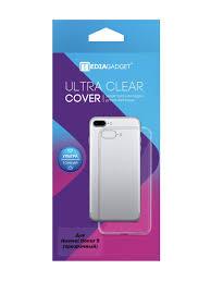 <b>Чехол</b> - <b>накладка Mediagadget</b> ESSENTIAL CLEAR COVER для ...