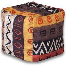 <b>Пуф Bean-bag Кубик</b> - африка | www.gt-a.ru