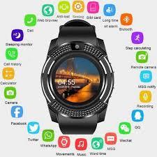 GEJIAN <b>New Smart</b> Watch <b>U8</b> Bluetooth Waterproof Digital Sport ...