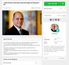 is fiverr aiding and abetting the unauthorized practice of law illegal fiverr profile 1