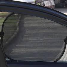 QR <b>5pcs</b>/<b>set</b> Car Side Rear Sunshade Mesh Visor Shield <b>Screen</b> ...