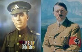 World War One: The British <b>hero</b> who did not shoot <b>Hitler</b> - BBC News