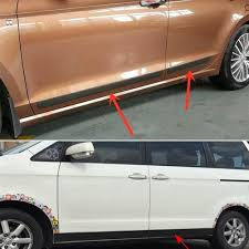 <b>1m</b> Universal Front Bumper Strip <b>Carbon</b> Fiber Rubber Car Sticker ...