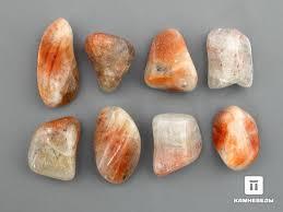 12-57/4 <b>Солнечный камень</b>, <b>галтовка 2</b> см