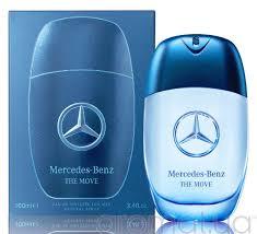 <b>Mercedes</b>-<b>Benz the Move</b> - <b>Туалетная</b> вода купить в надежном ...