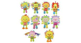 [Little B House] <b>Happy Monkey Baby</b> Plush <b>Toy</b> Rattle Early ...