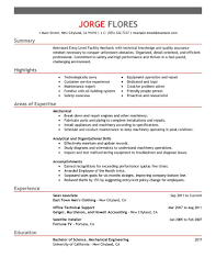 entry level engineering resume examples resume examples  resume template entry level sample