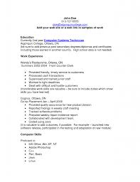 computer skill resume resume examples resume sample computer computer skills resume examples