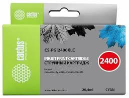 Купить <b>Картридж cactus CS</b>-<b>PGI2400XLC</b>, совместимый в Минске ...