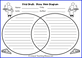 venn diagram book report project  templates  printable worksheets    venn diagram printable worksheets first draft