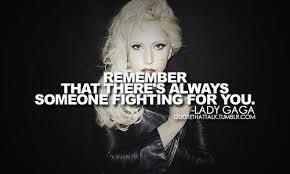 Lady GaGa Quotes - Lady Gaga Fan Art (32536292) - Fanpop