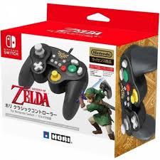 <b>Геймпад</b> для Nintendo Switch - <b>Hori BATTLE</b> PAD (<b>ZELDA</b> ...