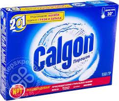 <b>Средство</b> для стиральной машины <b>Calgon</b> порошок <b>2в1</b> 550г ...
