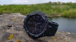 Смарт-<b>часы Amazfit T</b>-<b>Rex</b>: обзор после 2 месяцев использования