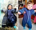 Что одевает ребенок в 6 месяцев
