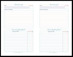 organize your goals by writing them down goal setting half size short term goal setting worksheet printables to help you set plan and