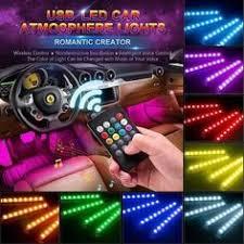 <b>2x Car</b> LED <b>Door Warning</b> Light For Volvo s60 xc90 s40 v70 s80 ...