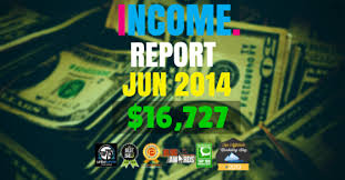 Learn The Secrets Of A $202,855 Blog - June 2014 Income Report