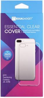 Купить <b>Клип</b>-<b>кейс MediaGadget</b> для <b>Samsung Galaxy</b> J6 (2018 ...