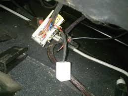 help removing seatbelt wiring harness cover under front passenger click image for larger version 0053 jpg views 1156 size 334 8