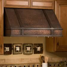 series vent hood:  the stylish quot limoges series copper wall mount range hood this kitchen exhaust fan removes smoke steam and odors from the kitchen and features two
