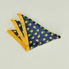 Ferrucci Milan men four circle pocket handkerchief 52-<b>LIMONI</b> ...
