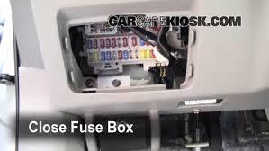 interior fuse box location nissan altima nissan interior fuse box location 2007 2013 nissan altima 2007 nissan altima s 2 5l 4 cyl