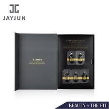<b>Jayjun Gold Snow Black</b> Mask 5pcs | Shopee Singapore