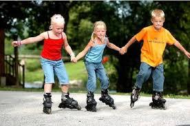 <b>Раздвижные</b> ролики для детей: преимущества и недостатки